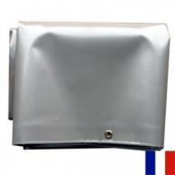 Bâche Argent PVC 680g dimensions 4,37 x 5 m