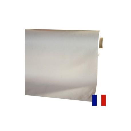 Bâche Blanche PVC 680g antifeu M2 à la découpe largeur de 3m