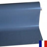 Bâche grise PVC 640g à la découpe largeur 3m