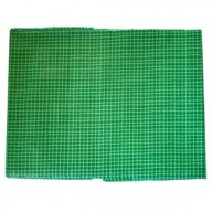Bâche Verte Polyéthylène 160g dimensions 4 x 6 m