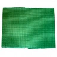Bâche Verte Polyéthylène 160g dimensions 4 x 10 m