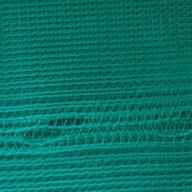Bâche d'échafaudage en filet vert 3 x 20 m