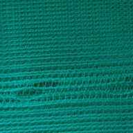 Bâche d'échafaudage en filet vert 3 x 50 m