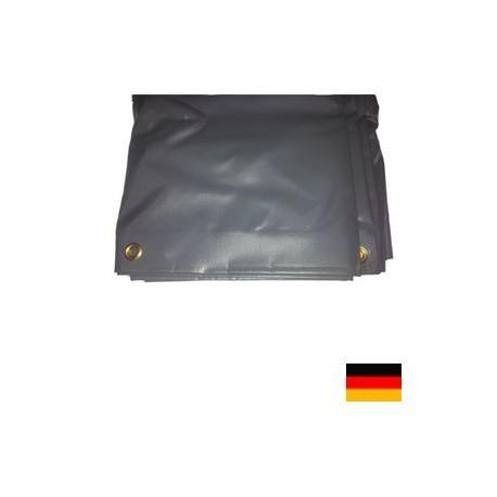 Bâche de protection de machine en PVC 560g 190 x 150 x 50 cm