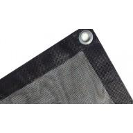 Filet pour benne en PVC ultra-résistant 3,50 x 5m