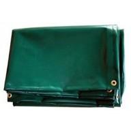 Bâche pour benne en PVC 3,50 X 6m