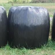 Bâche d'ensilage noir 12 m x 27m en rouleau