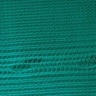 Filet d'échafaudage professionnel 3 x 50 m vert