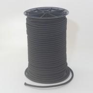Bobine 100m de câble élastique professionnel 8mm noir