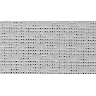 Toile pour pergola micro perforée gris clair 300x400