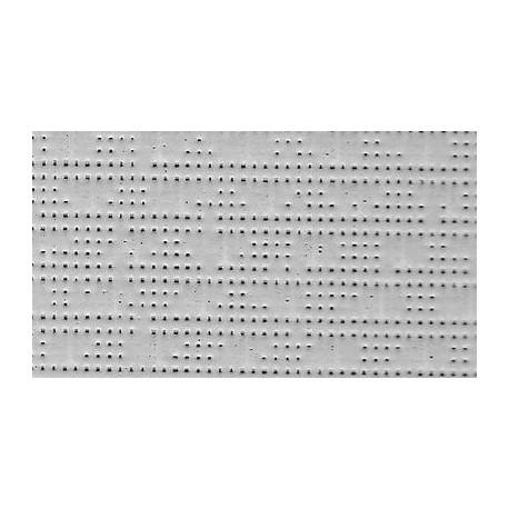Toile pour pergola micro perfor e gris clair 300x500 - Toile micro perforee pour pergola ...
