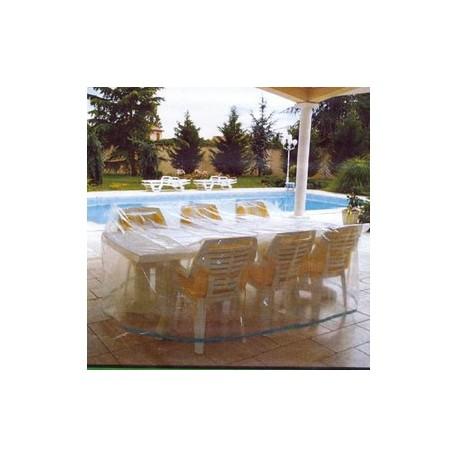 housse pour salon de jardin rectangulaire conomique. Black Bedroom Furniture Sets. Home Design Ideas