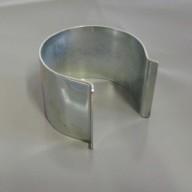 Clip pour serre en acier 60 mm