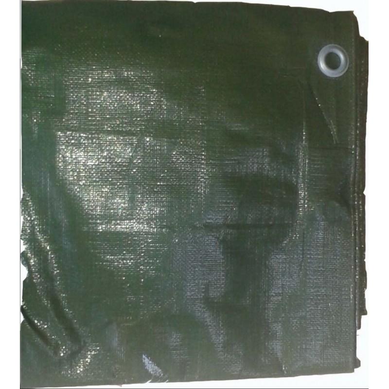 Bâche de protection de toiture en polyéthylène imperméable