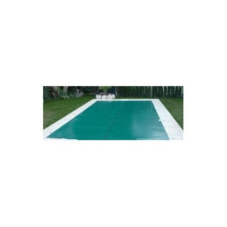 B che d 39 hivernage pour piscine 6 x 12 m en pvc 560g m for Bache epdm pour piscine